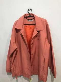 90s Pink Jacket Oversize