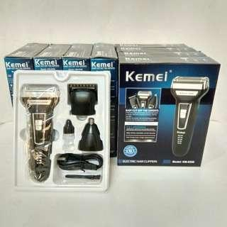 🚚 [Brand new]Rechargeable 3in1 Shaver+ Hair clipper +Nose hair#Electric razor#7-11 or family mart cod