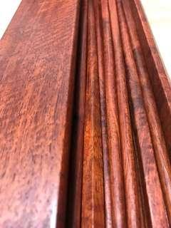 花梨木木筷10只套装