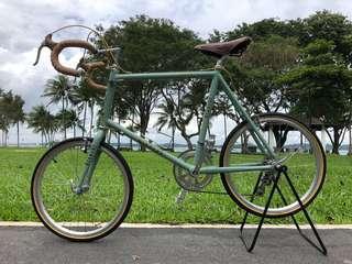 Bianchi Mini Velo Vintage bike