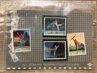 限量文革时代纪念邮票