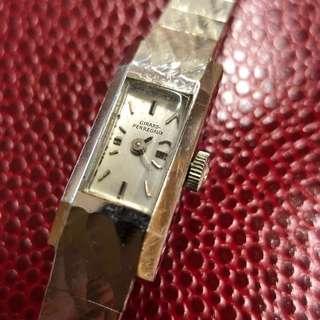 70年代芝柏古董女裝手錶