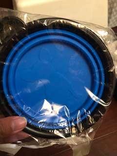 🚚 寵物喝水摺疊碗