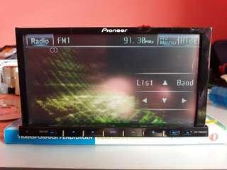 Pioneer AVH 4150DVD car radio player
