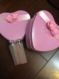 🚚 粉色鐵盒