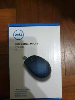 Brand New Dell USB Optical Mouse
