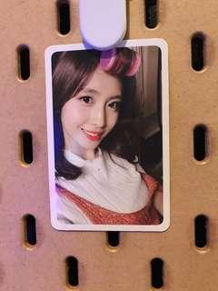 Twicetagram Momo photo card