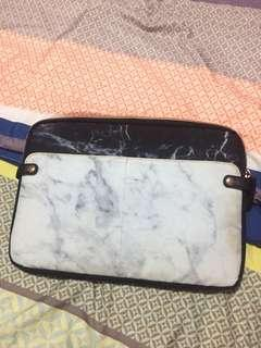 TYPO Macbook Case (Marble)
