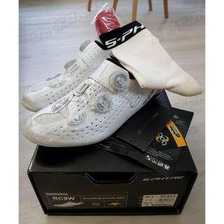 Shimano SH-RC9 S-Phyre Road Cycling Shoe - White