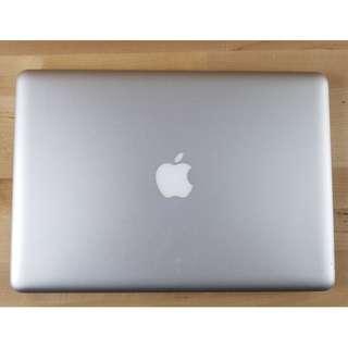 Apple MacBook Pro (13-inch Mid 2012 Unibody) 2.5 GHz Intel core i5 128GB SSD 8GB