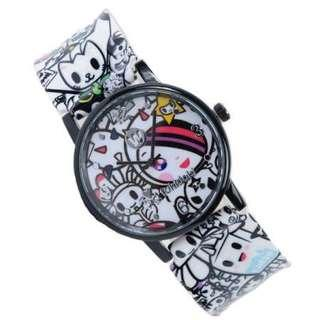 Watchitude x tokidoki snap watch - all star