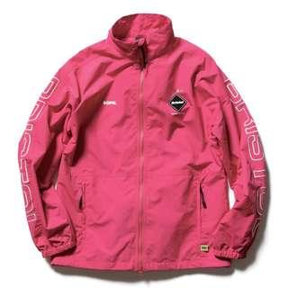 FC Real Bristol FCRB Stand Collar Blouson