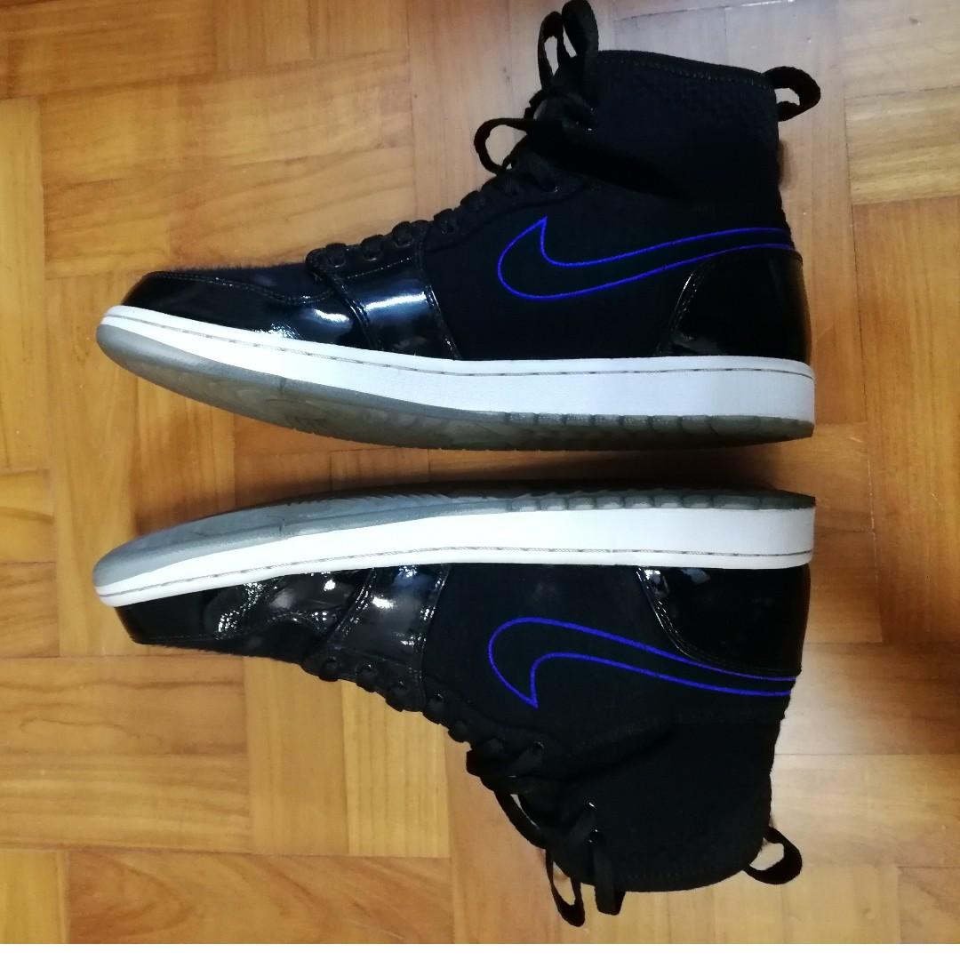 save off 4a383 2af00  2ND ITEM 50%OFF Nike Air Jordan 1 Retro Ultra High  Space Jam  Mens  Basketball Shoes Sneakers AJ1 844700-002, Men s Fashion, Footwear, Sneakers  ...