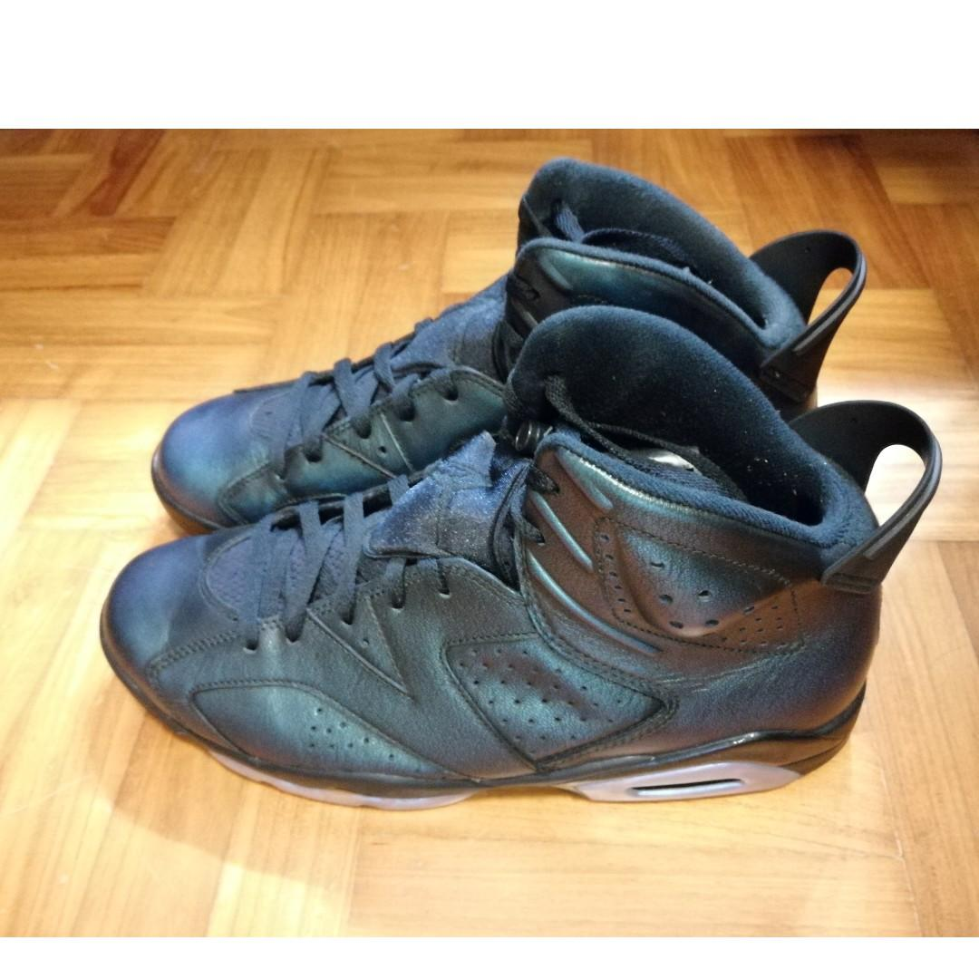 huge discount da54d 29342 【2ND ITEM 50%OFF】Nike Air Jordan 6 Retro All Star ...