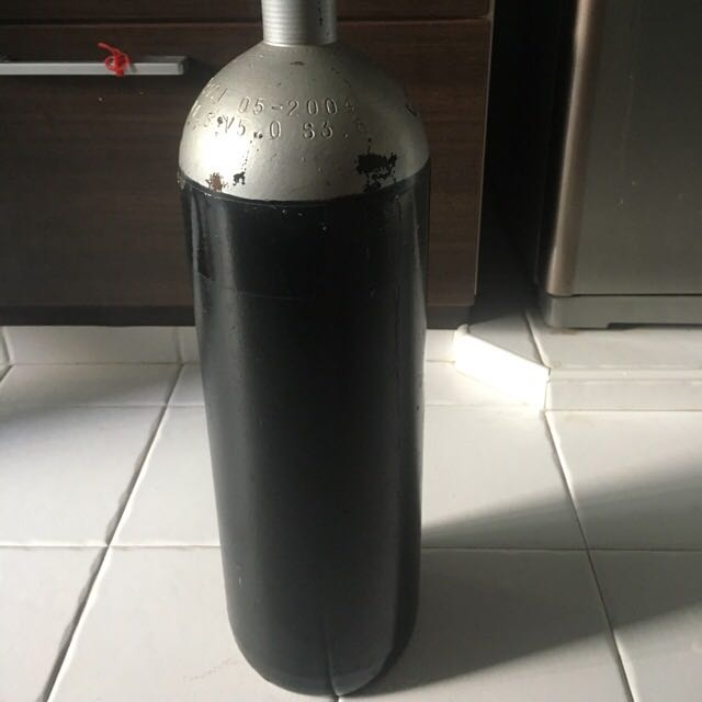 5L CO2 Tank for sale / Trade