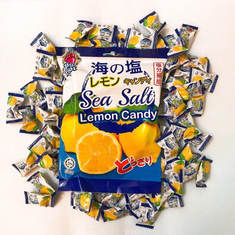 海鹽檸檬糖