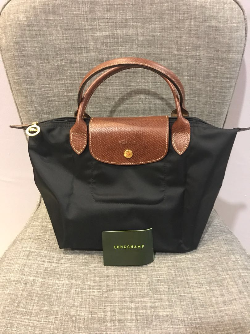 3e86c1f14f6 💯 authentic Longchamp short handles for let go!!