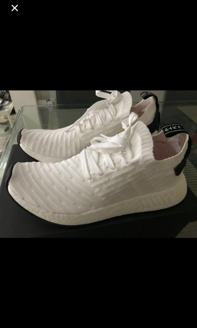 new style 03d5b 278b5 Adidas pk nmd r2 new size UK 8