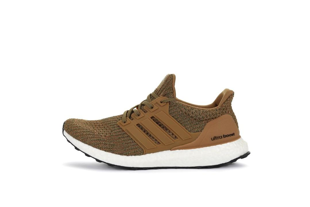 cheap for discount 45c1b 55f1f CHEAPEST Adidas Ultra boost 4.0 Beige Brown Pre Order CM8118 ...
