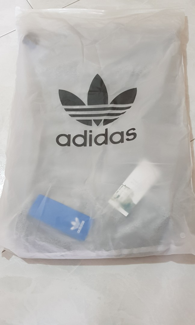Adidas x issey miyake 3D roll top backpack Authentic 4a8d655dc0cf4
