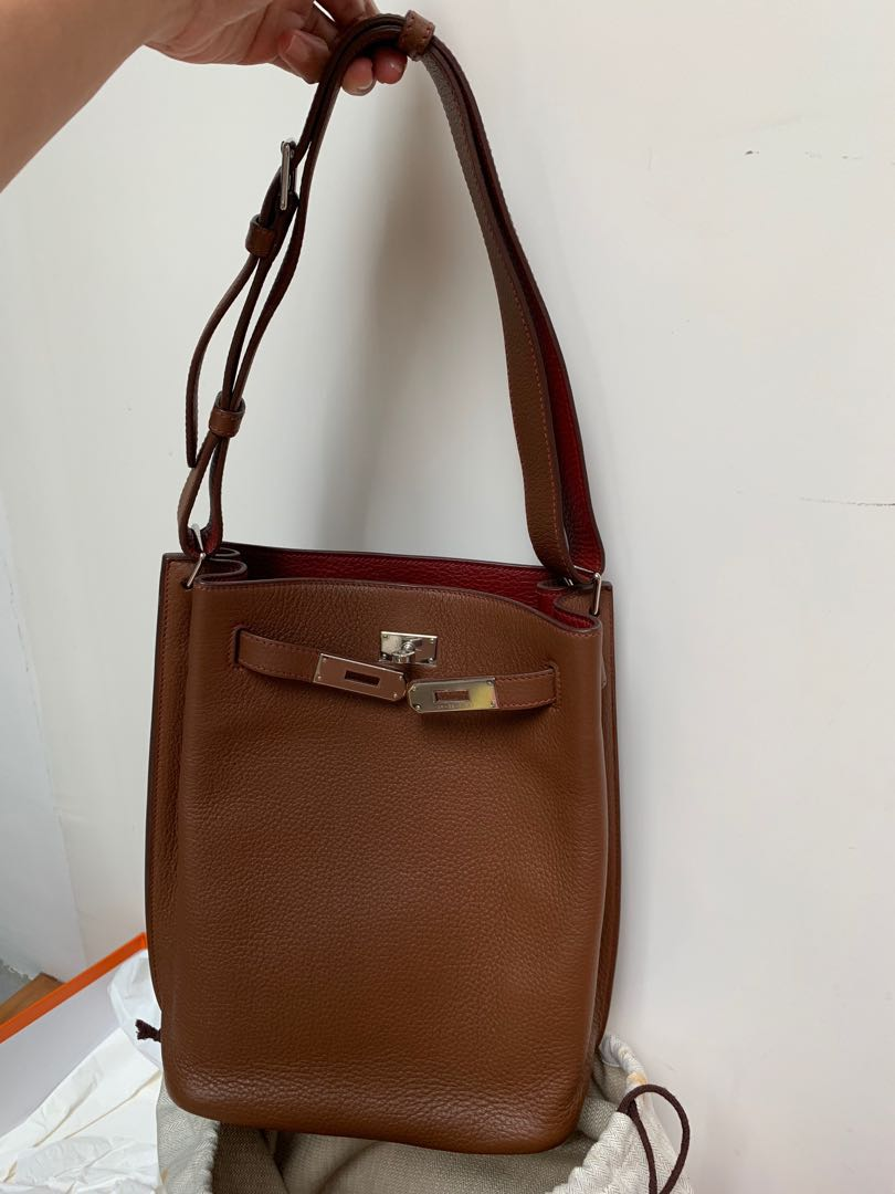 1c4822918d75 Authentic Hermes So Kelly (2 color) bag (final reduced price ...