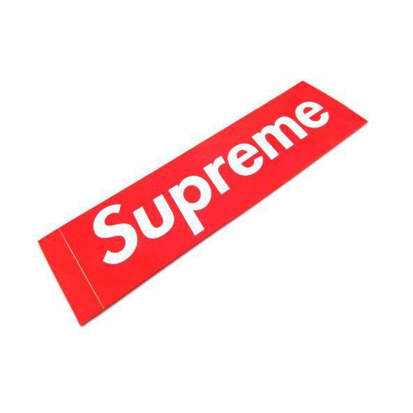 ddb592bb4d10 AUTHENTIC  Supreme Box Logo Bogo Sticker