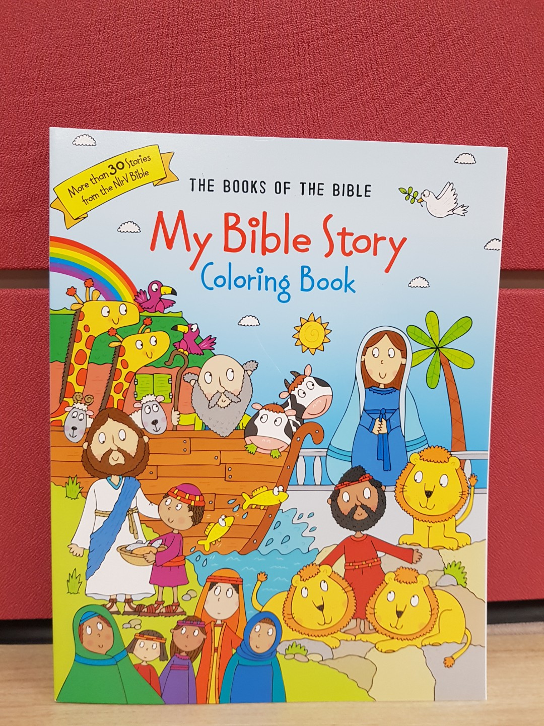 Children Bible Story Colouring Book