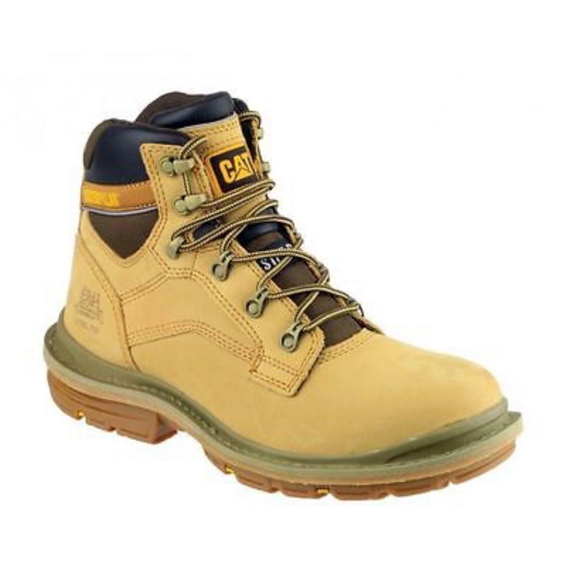 25593b045f4 Caterpillar Boot Generator 8, Men's Fashion, Footwear, Boots on ...