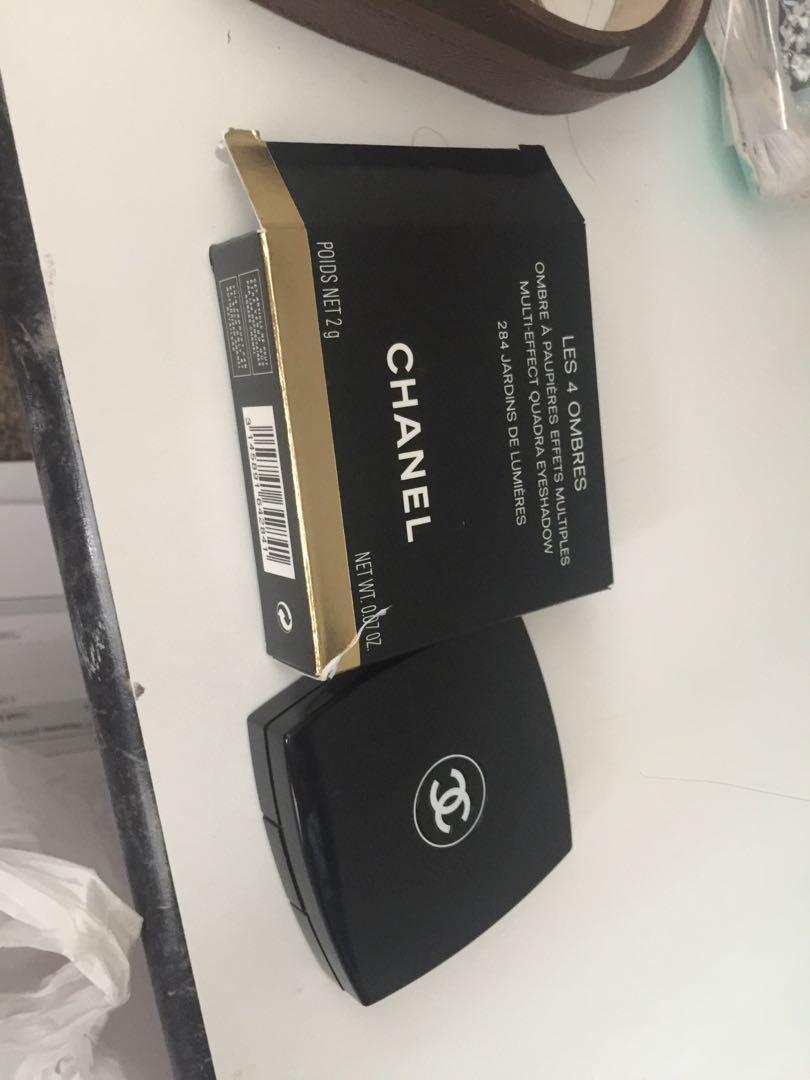 Chanel les 4 ombré a