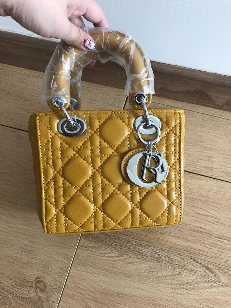 7d6168c83761 Christian Dior mini sling bag for let go!!