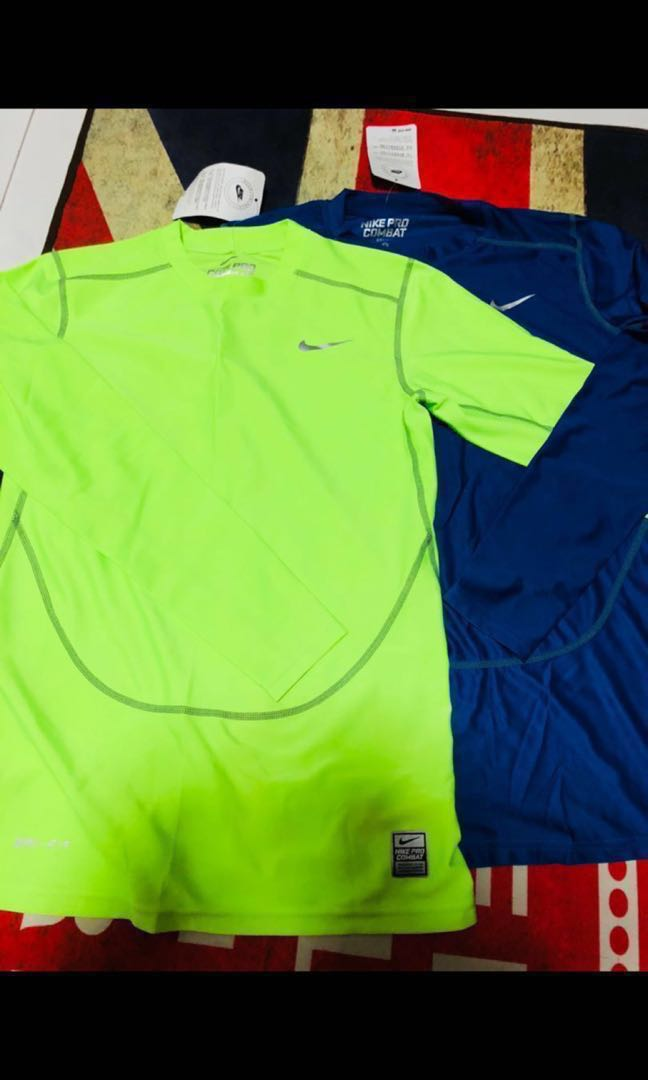 94eca4176ffb ✅CLEARANCE SALE🌈✓️NIKE pro Long sleeve compression TOP!  free ...