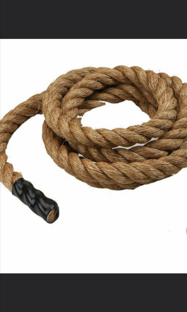 Climbing rope 6m