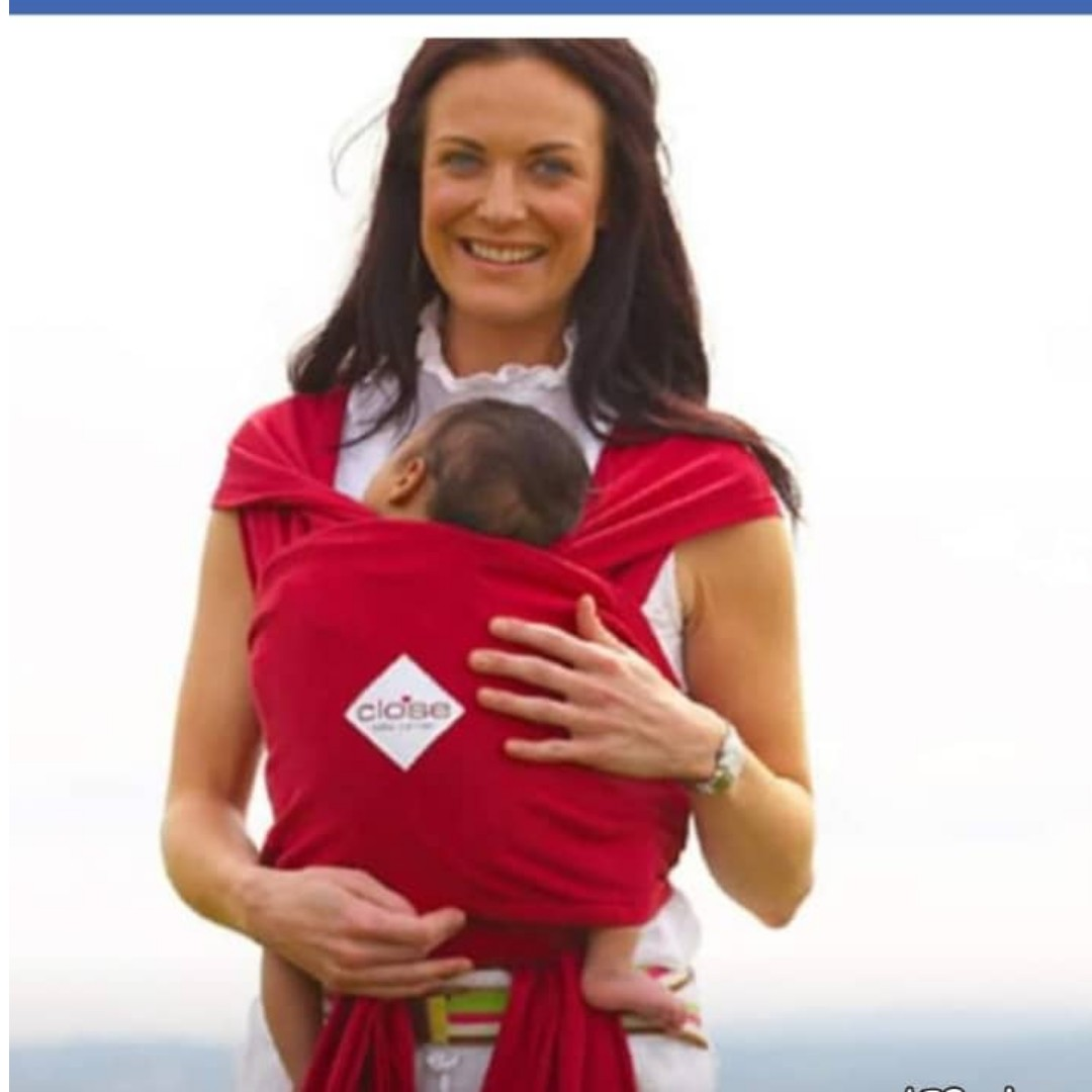 45f8d5a99f8 Close Baby Carrier - includes CD to teach you how to use it ...