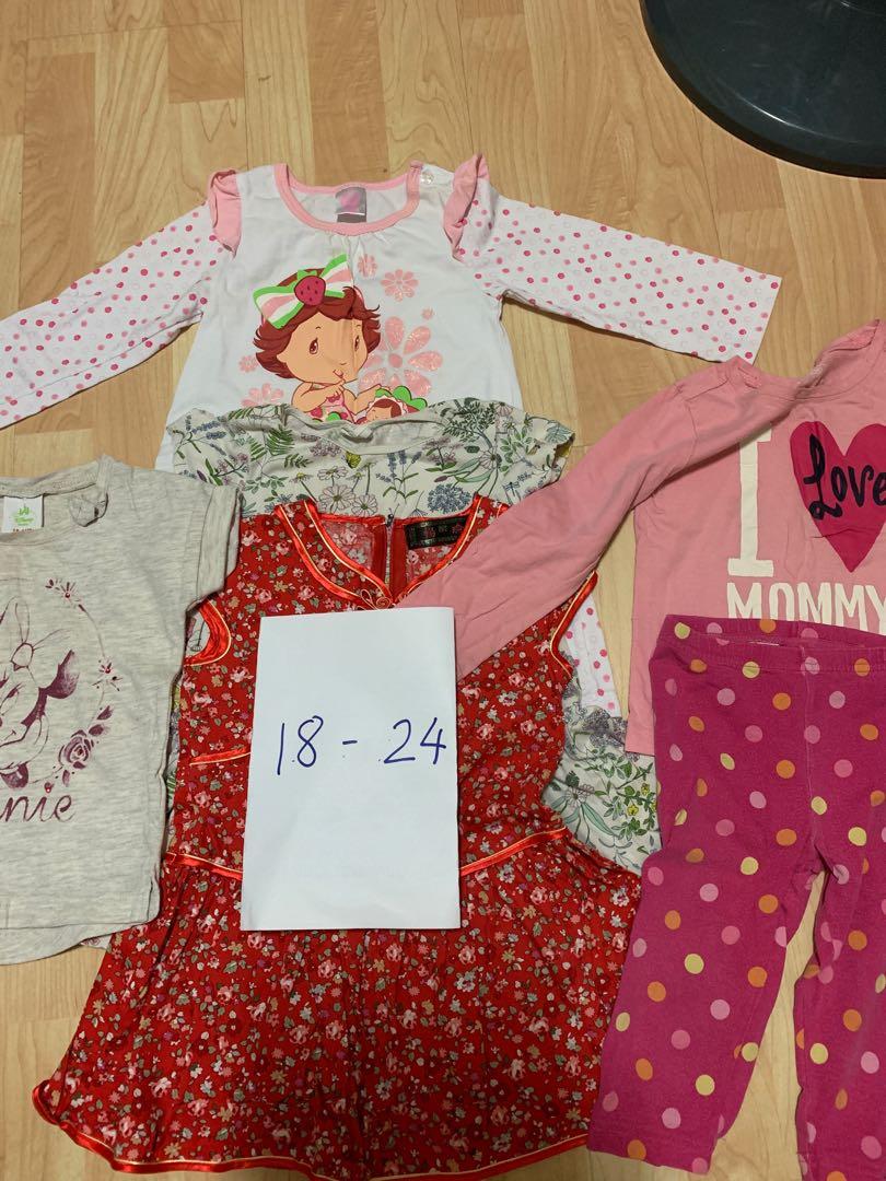 Bundles Gentle Baby Girls Next 18-24 Months Bundle Clothes, Shoes & Accessories
