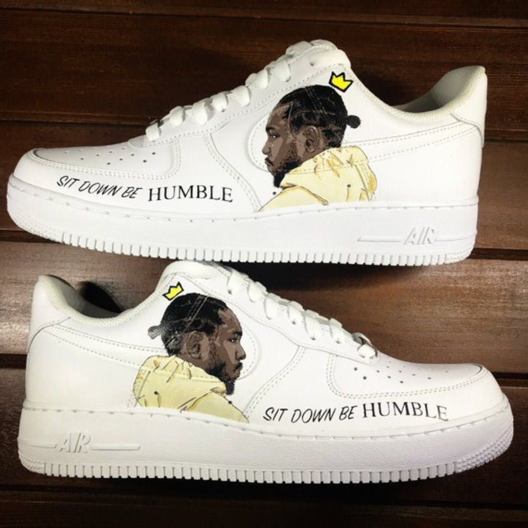 7a328874143 Custom Nike Air Force 1