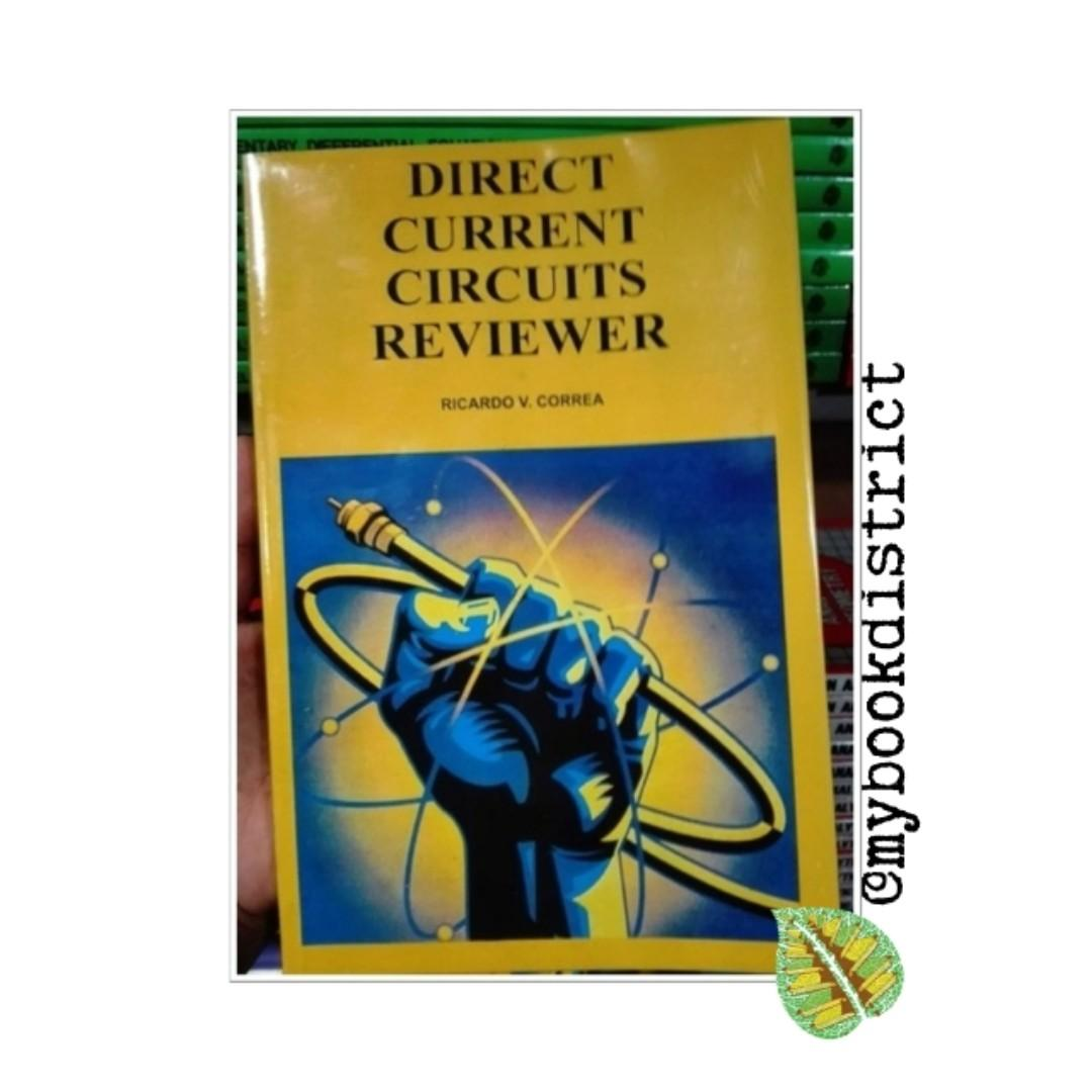Direct Current Circuits Reviewer By Ricardo V. Correa
