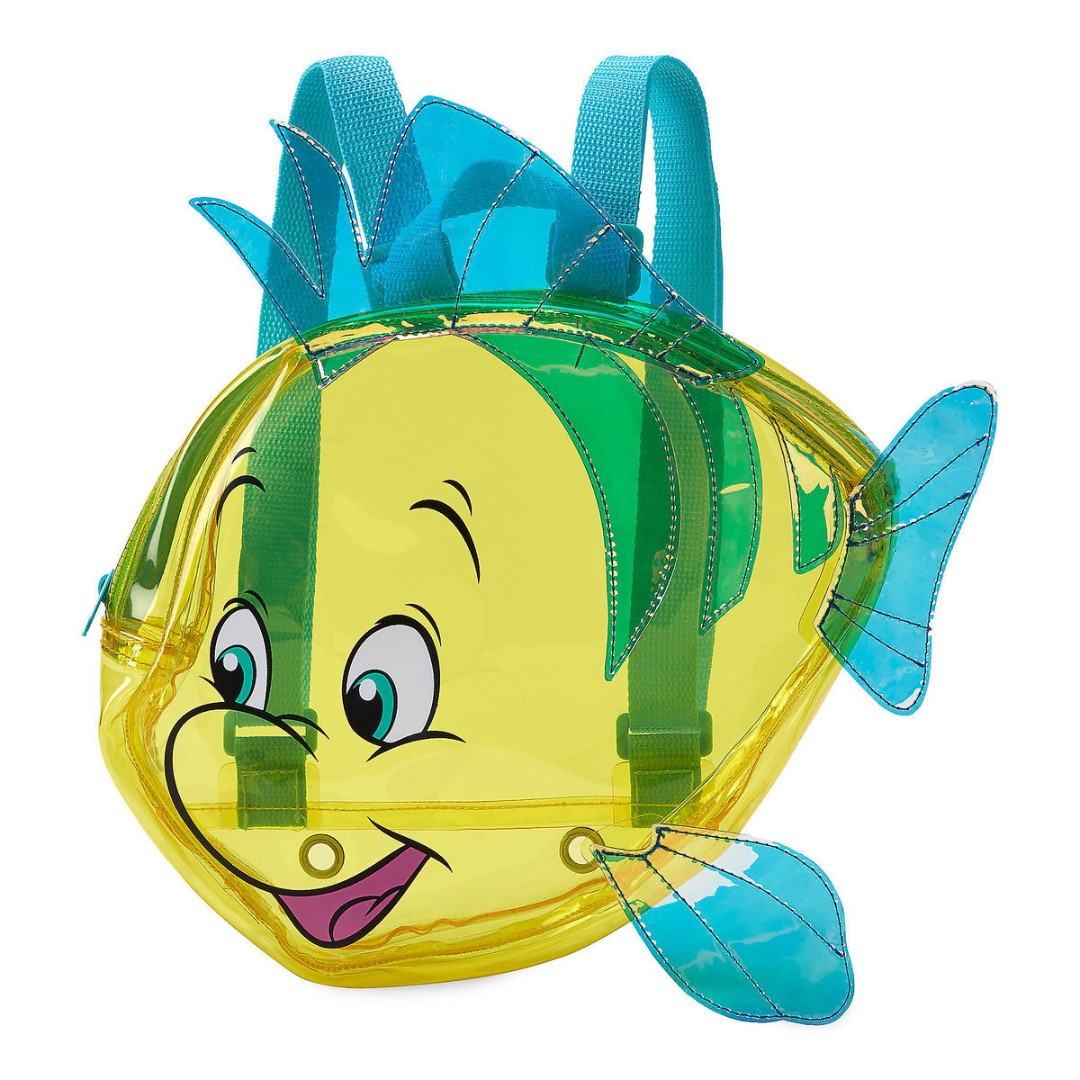 24eb673d571 Flounder Swim Bag for Kids - Little Mermaid