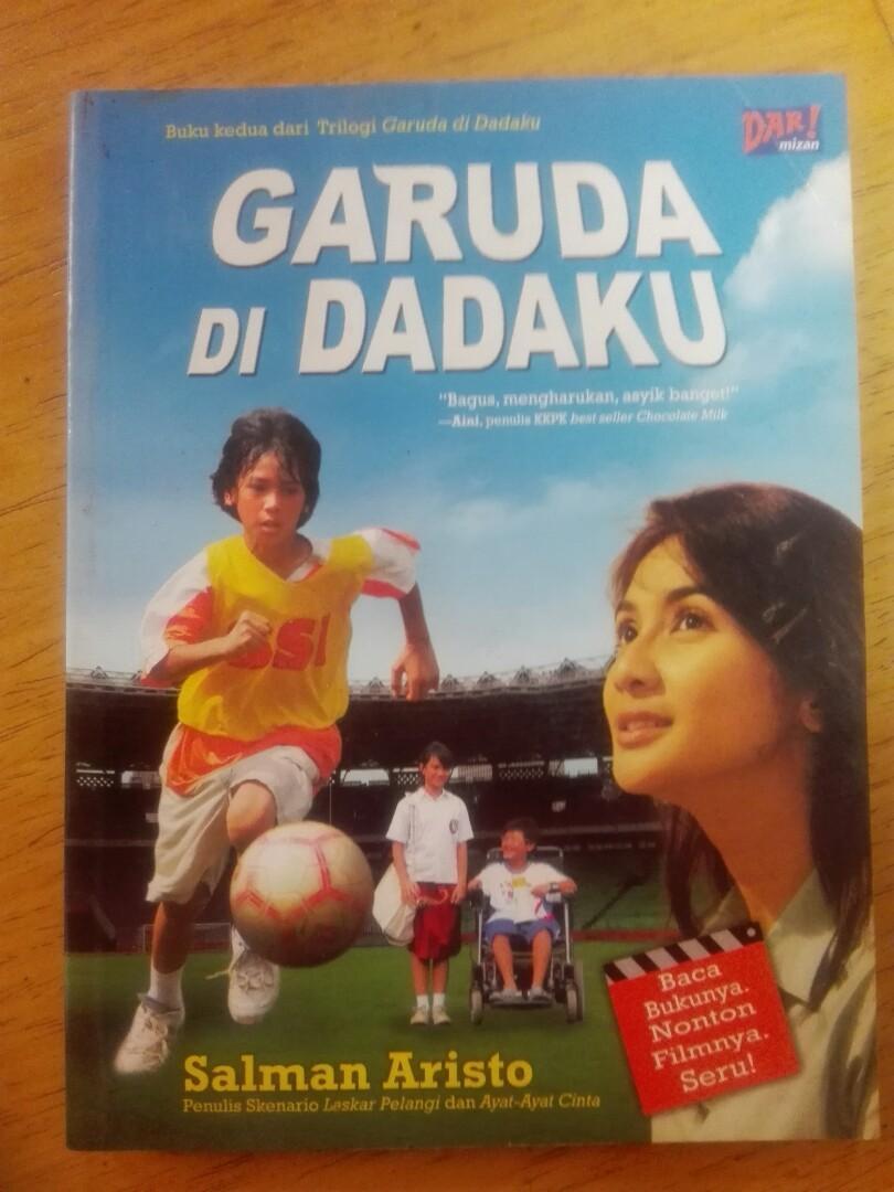 Garuda Di Dadaku Books Stationery Books On Carousell