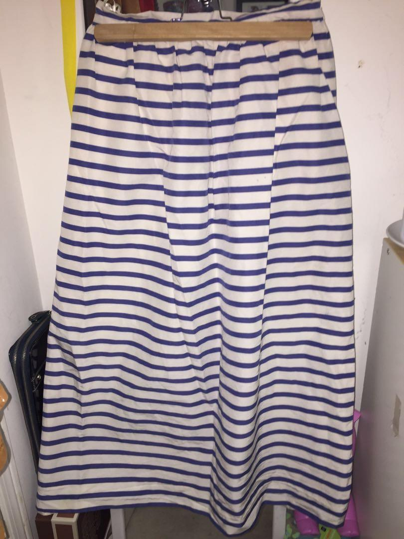J. Crew Long Skirt