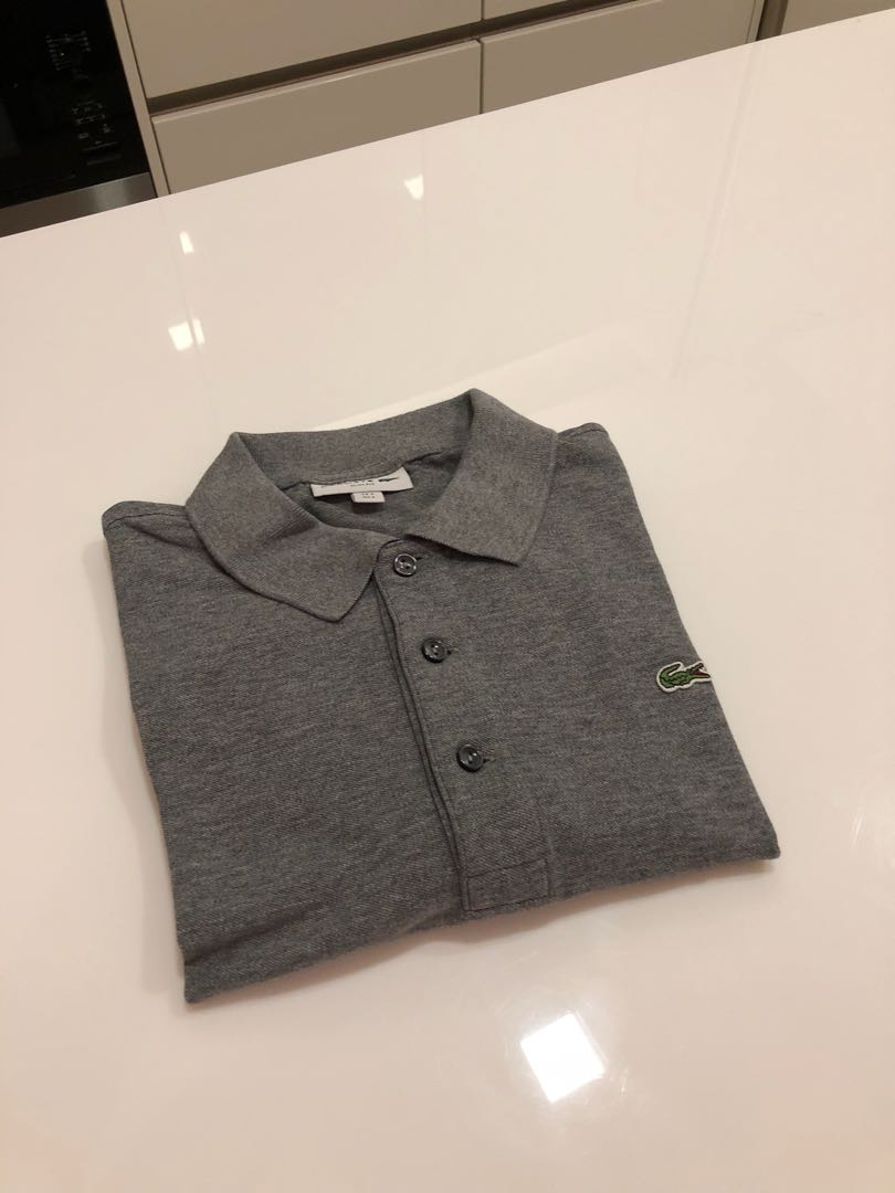 innovative design ab931 e32bf Lacoste polo size L slim fit