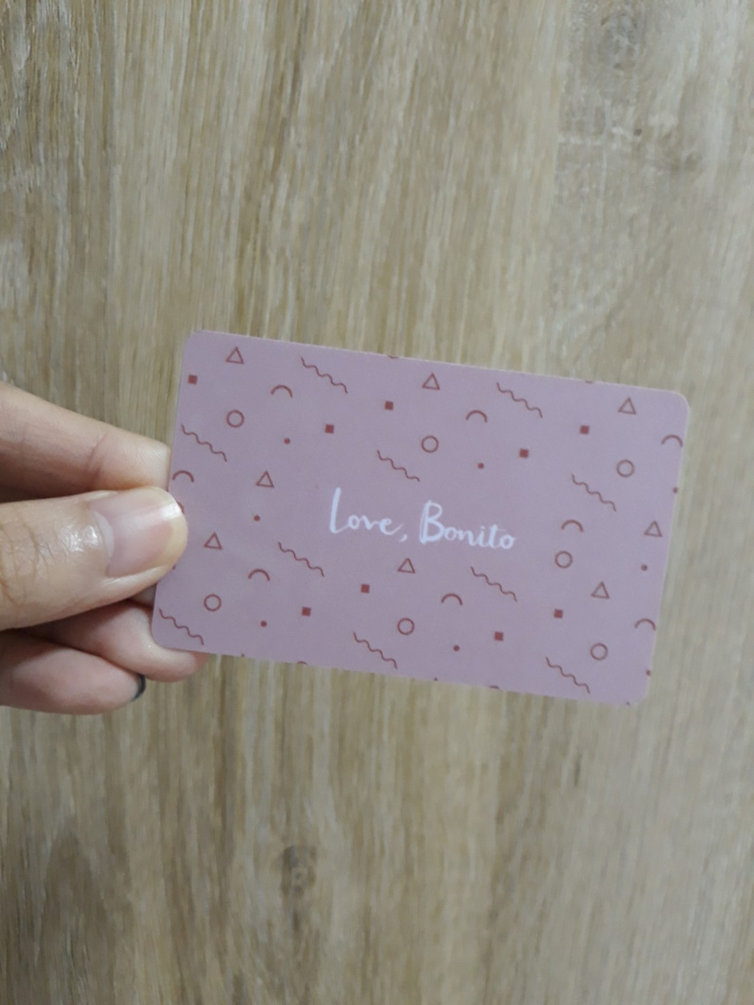 Love Bonito Gift Card 20 Entertainment Gift Cards Vouchers On