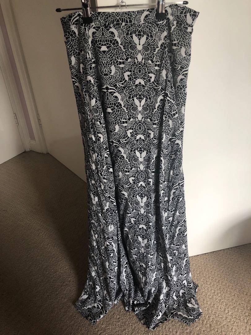 Lulu rose skirt