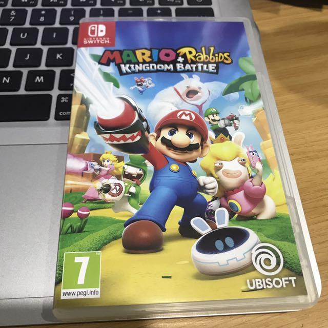 a27b9530f47b Mario + Rabbids Kingdom Battle Nintendo Switch