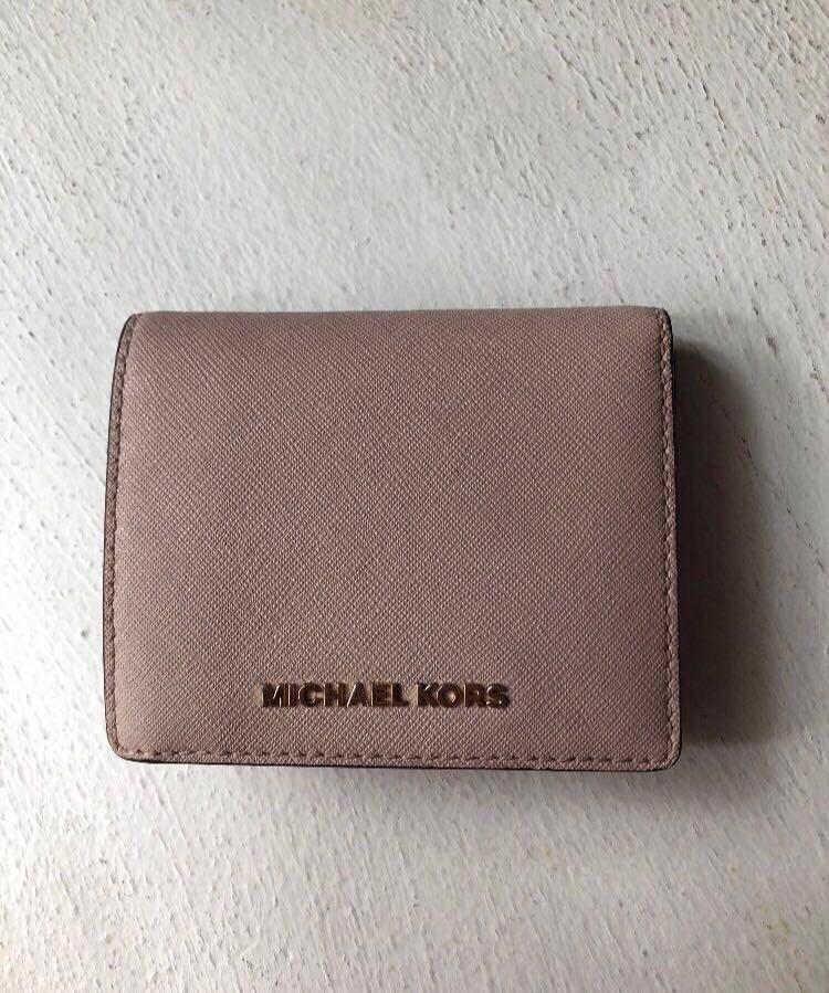 dfb3f94f1d50c Michael Kors Card Holder Wallet