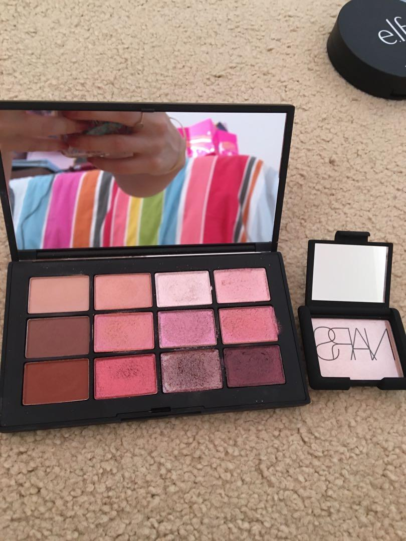 Nars limited edition ignited eyeshadow palette