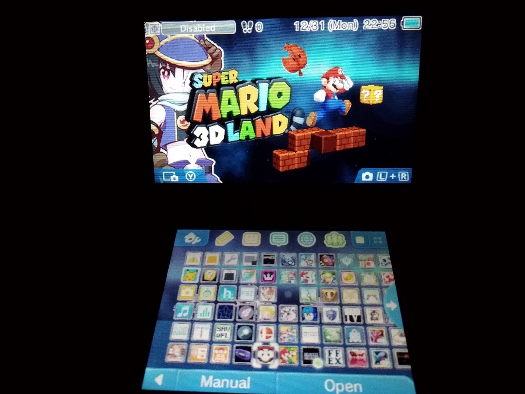 NEW 3DS XL Black (Mod), Toys & Games, Video Gaming, Consoles