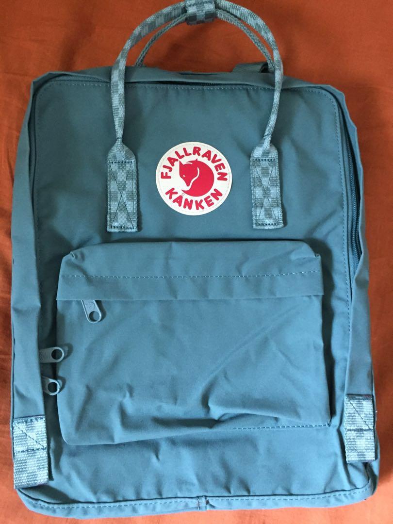 381f9689ed3b Original Classic Fjallraven Kanken Backpack
