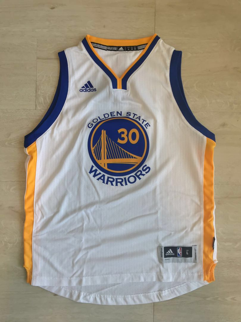 san francisco c4e71 47494 Original Stephen Curry Jersey (Youth) Size L