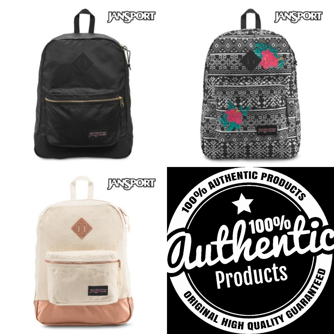 PROMO  Authentic Jansport Super FX (BNIB) c7037bd8fa998