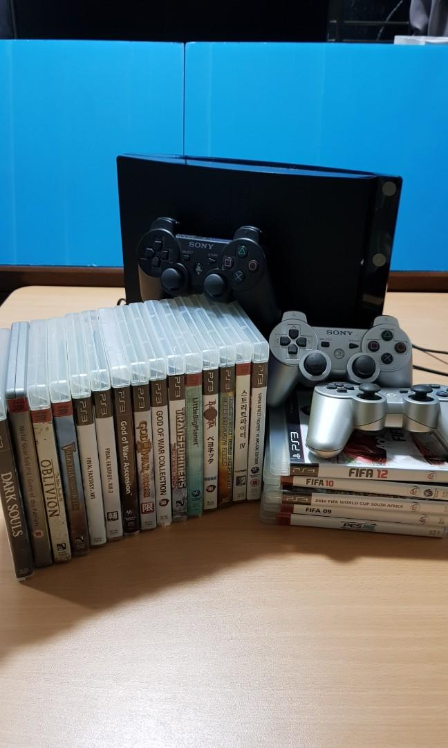 Playstation 3 bundle with 20 top games, Toys & Games, Video